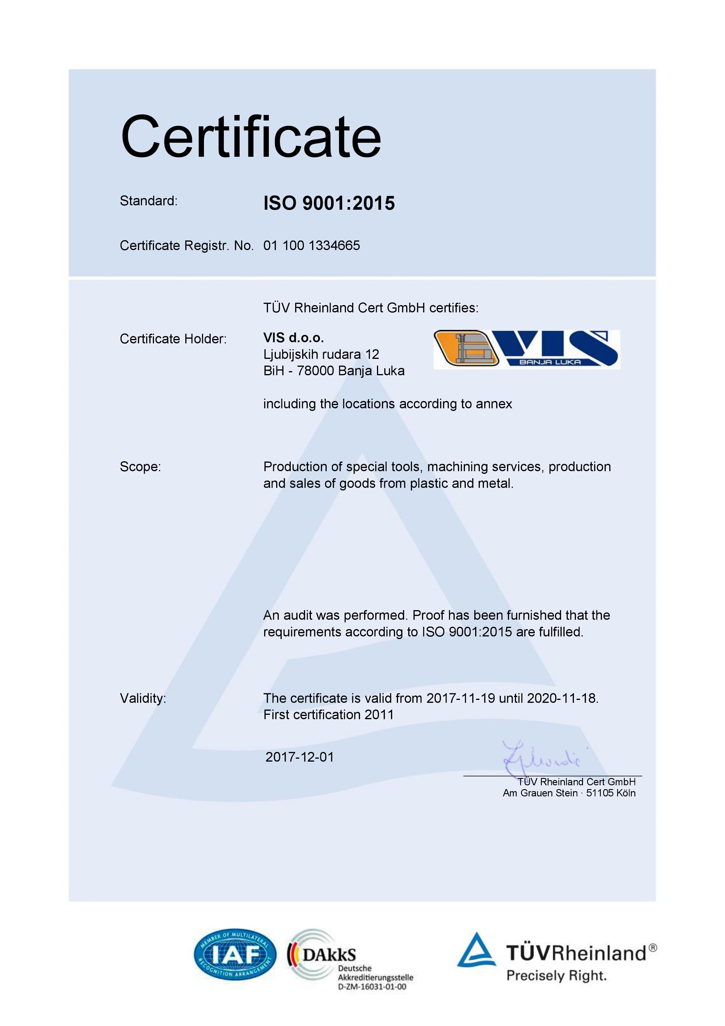 VIS_2017 RA Main_Certificate_eng
