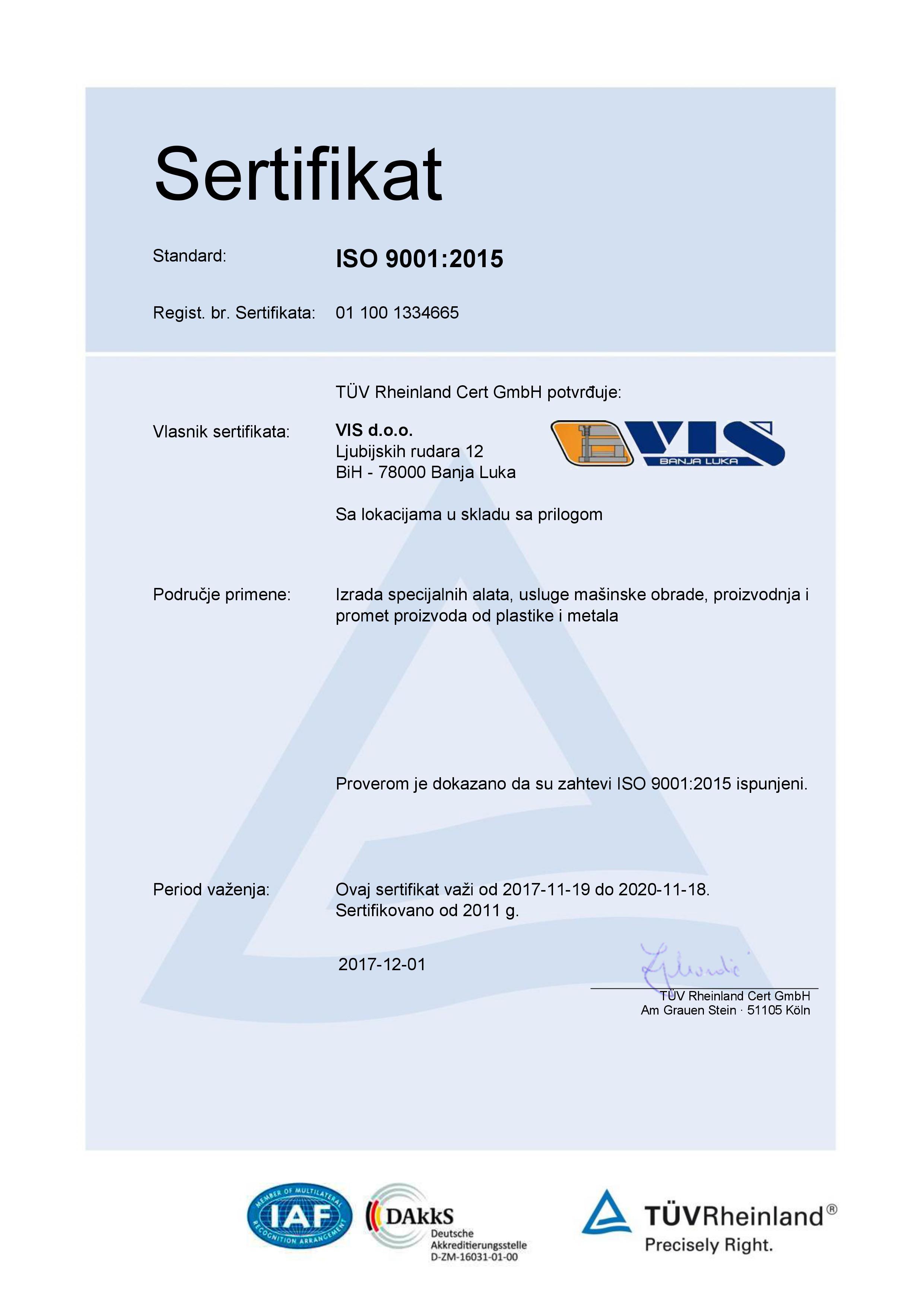 VIS_2017 RA Main_Certificate_sr